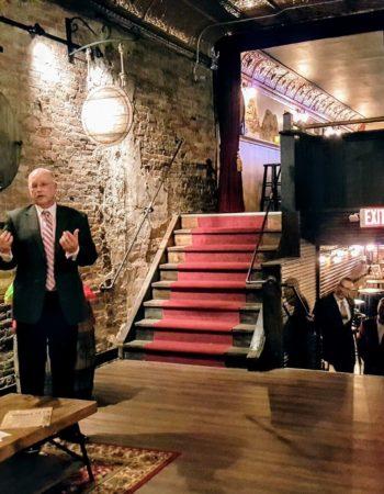 Renaissance of Tiffin, a 20's-themed bar, hosts ribbon cutting